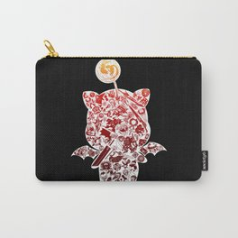 Moogleverse (red) Carry-All Pouch