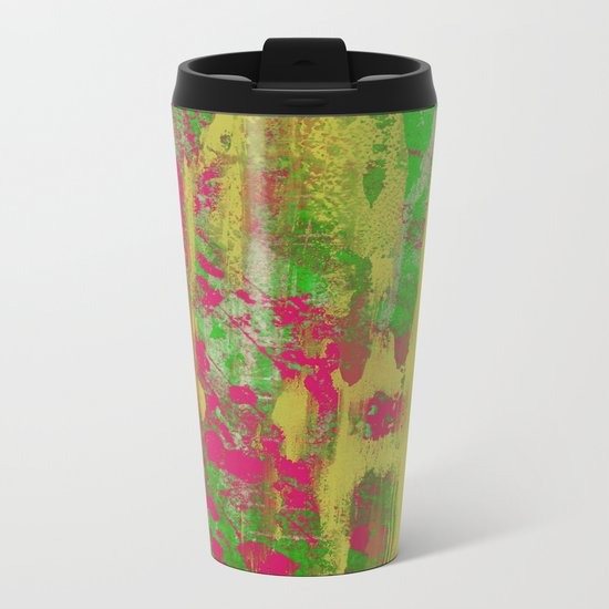 Abstract 12A.3 Metal Travel Mug