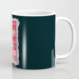 Lab no. 4 storm will change you life Coffee Mug