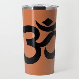 Om/Aum Travel Mug