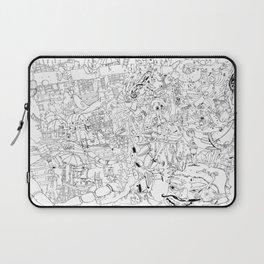 Fragments of memory Laptop Sleeve