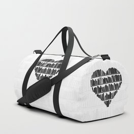 Book Lover II Duffle Bag