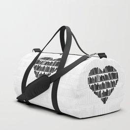 Book Lover II Duffle Bag