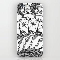 Cinnamon Bun Sun iPhone & iPod Skin