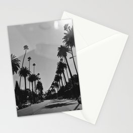 Old Times Los Angeles Stationery Cards