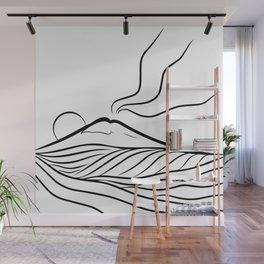 Etna Wall Mural