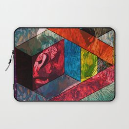 Gorilla & Shapes Laptop Sleeve