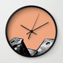 LOOK UP Wall Clock