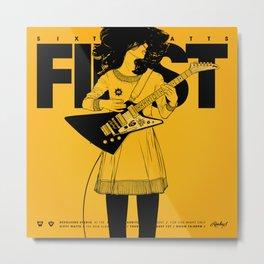 PRINT Nº014 Metal Print