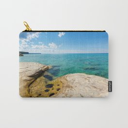 The Coves on Lake Superior - Pictured Rocks Carry-All Pouch