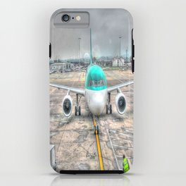 Landing iPhone Case