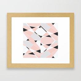 Mid Century #3 Framed Art Print