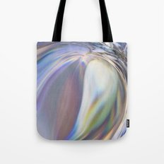 Wave Of Emotion Tote Bag