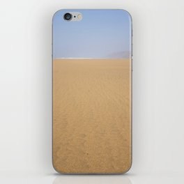 THE SANDS OF TIME iPhone Skin