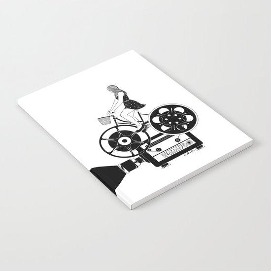Cinema Paradiso Notebook