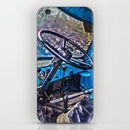 Old Russian Van Uaz 452 iPhone Skin