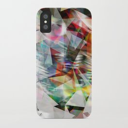 crystalline iPhone Case