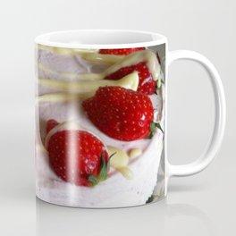 Sumptuous Strawberry Sweet Coffee Mug