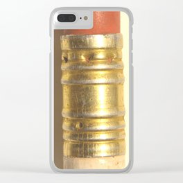 everyday object 5 Clear iPhone Case