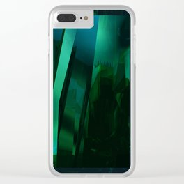 Boards of Canada 01 Clear iPhone Case