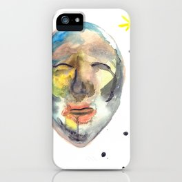 Universal Emotion iPhone Case