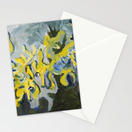 sea dragons Stationery Cards