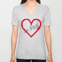 Love Struck Impact Unisex V-Neck