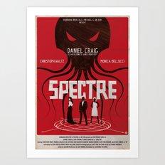 SPECTRE (Preview) Art Print