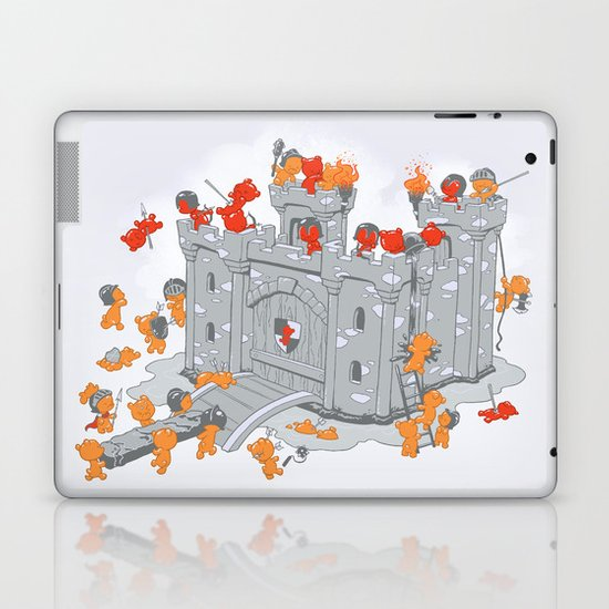The Siege Laptop & iPad Skin