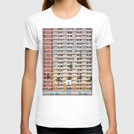 Colorful Architecture T-shirt
