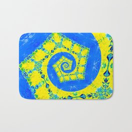 Yellow Brick Sun Bath Mat