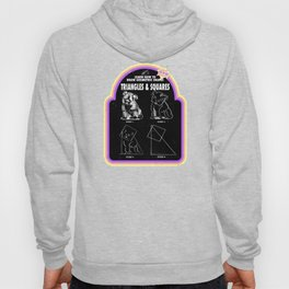 Learn to Draw Triangles & Squares Hoody
