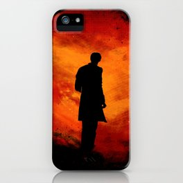 Rings of Akhaten - 11th Doctor iPhone Case