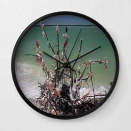 A Merry Milonga Wall Clock
