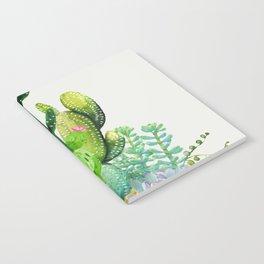 Cactus Garden II Notebook