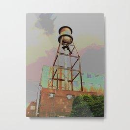 Hochelaga Metal Print