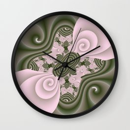 patterns for leggins and more -1- Wall Clock