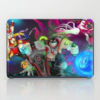 league of legends iPad Cases featuring League of Legends by Hetty's Art