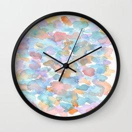 150725 My Happy Bubbles 4 Wall Clock