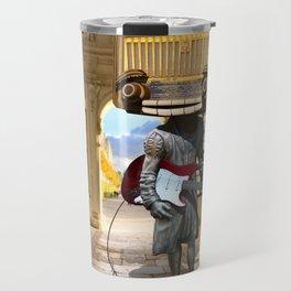 Radio Head in Concert Travel Mug