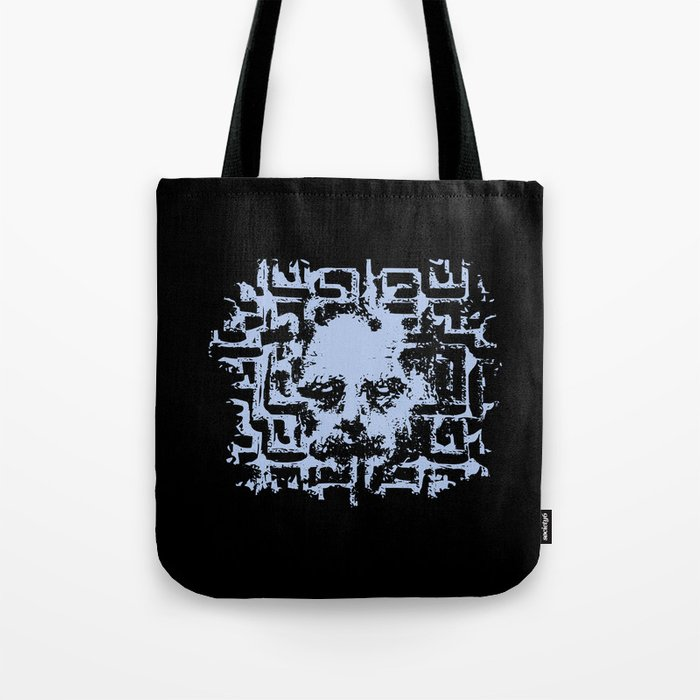 You Have Always Been the Caretaker Here Tote Bag