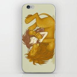 Wild Friendship iPhone Skin