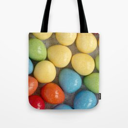 Easter Eggs I Tote Bag