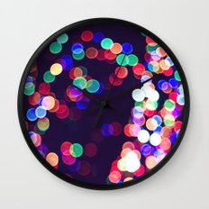most wonderful time of the year Wall Clock