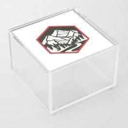 A Little Night Magic Acrylic Box