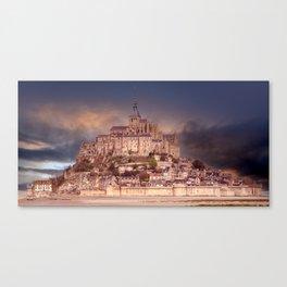 Skt Michele - France Canvas Print