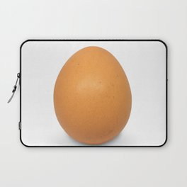 Chicken Egg , the brown eggs Artistic inspiration Laptop Sleeve
