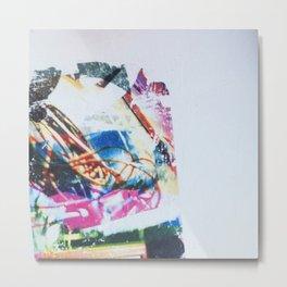 CORDS Metal Print