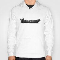 boat Hoodies featuring Boat by YsfKara