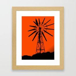 Molino Framed Art Print